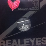 MONDO GROSSO / EVERYTHING NEEDS LOVE
