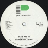 LAUREN HOLLISTER / TAKE ME IN