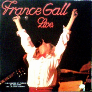 FRANCE GALL / LIVE