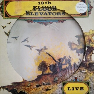 13TH FLOOR ELEVATORS / ELEVATORS LIVE!