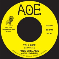 FRED WILLIAMS / TELL HER