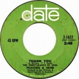 PEACHES & HERB / THANK YOU
