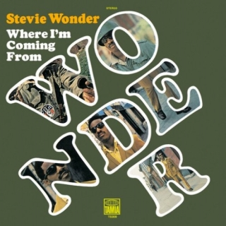 STEVIE WONDER / WHERE I'M COMING FROM
