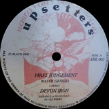 DEVON IRON / FIRST JUDGEMENT