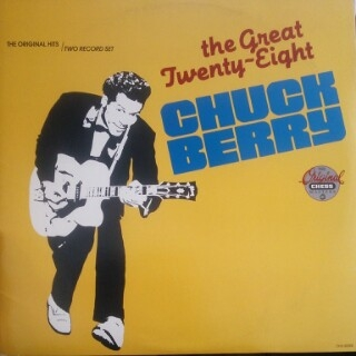 CHUCK BERRY ‎/ THE GREAT TWENTY-EIGHT