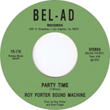 ROY PORTER SOUND MACHINE / PARTY TIME