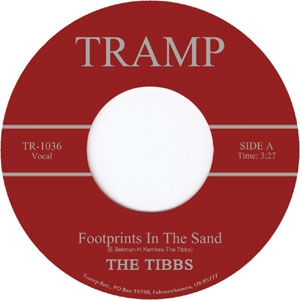TIBBS / FOOTPRINTS IN THE SAND