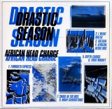 AFRICAN HEAD CHARGE ‎/ DRASTIC SEASON
