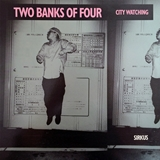 TWO BANKS OF FOUR ‎/ CITY WATCHING