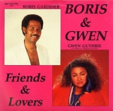 BORIS & GWEN ‎/ FRIENDS & LOVERS