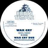 CARL MEEKS / JAH 93 MEETS CHAZBO / WAR CRY / STAR MOON