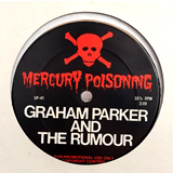 GRAHAM PARKER AND THE RUMOUR ‎/ MERCURY POISONING