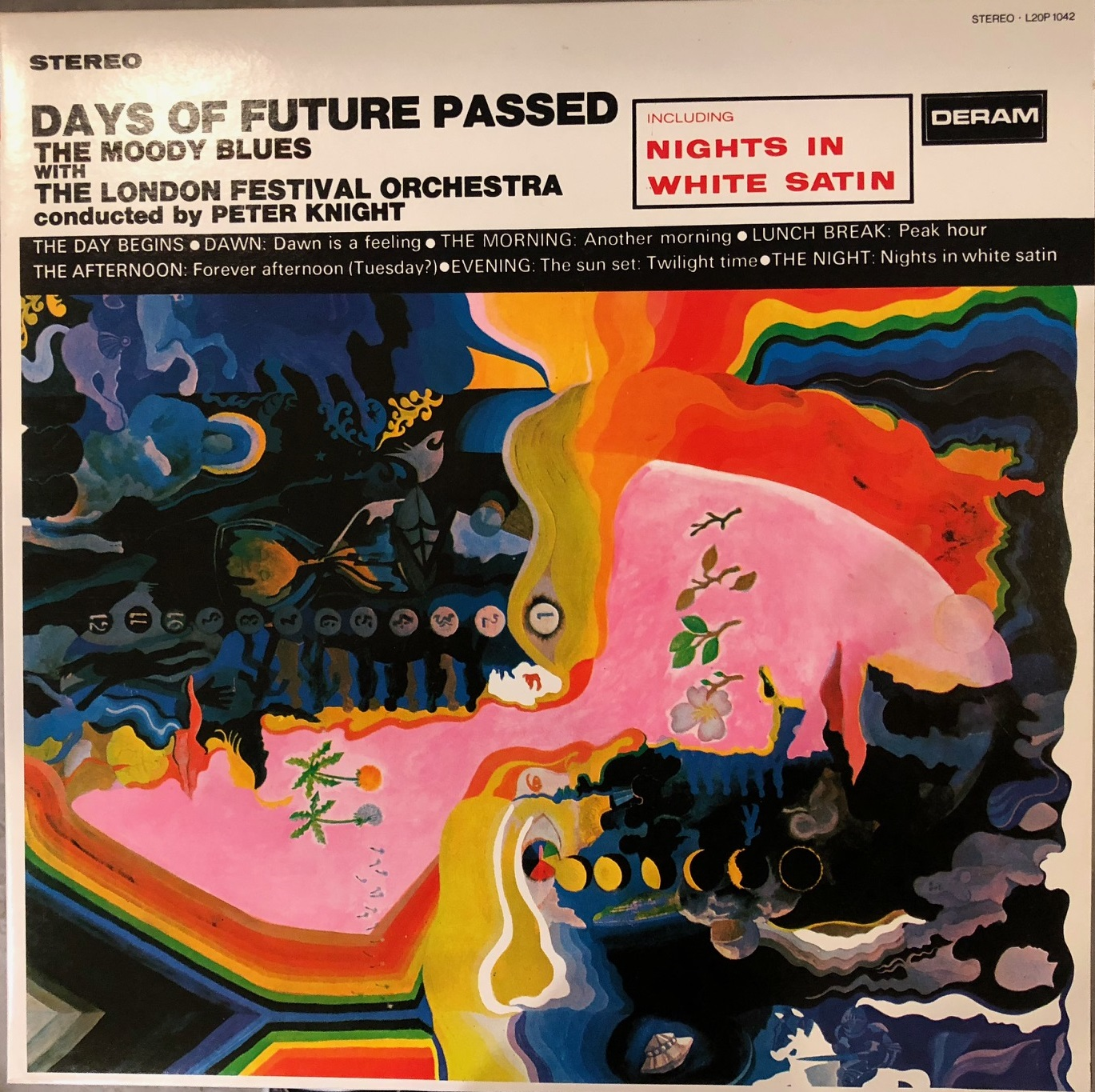 MOODY BLUES / DAYS OF FUTURE PASSED