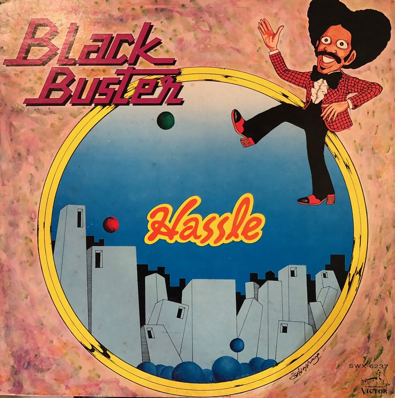 BLACK BUSTER / HASSLE