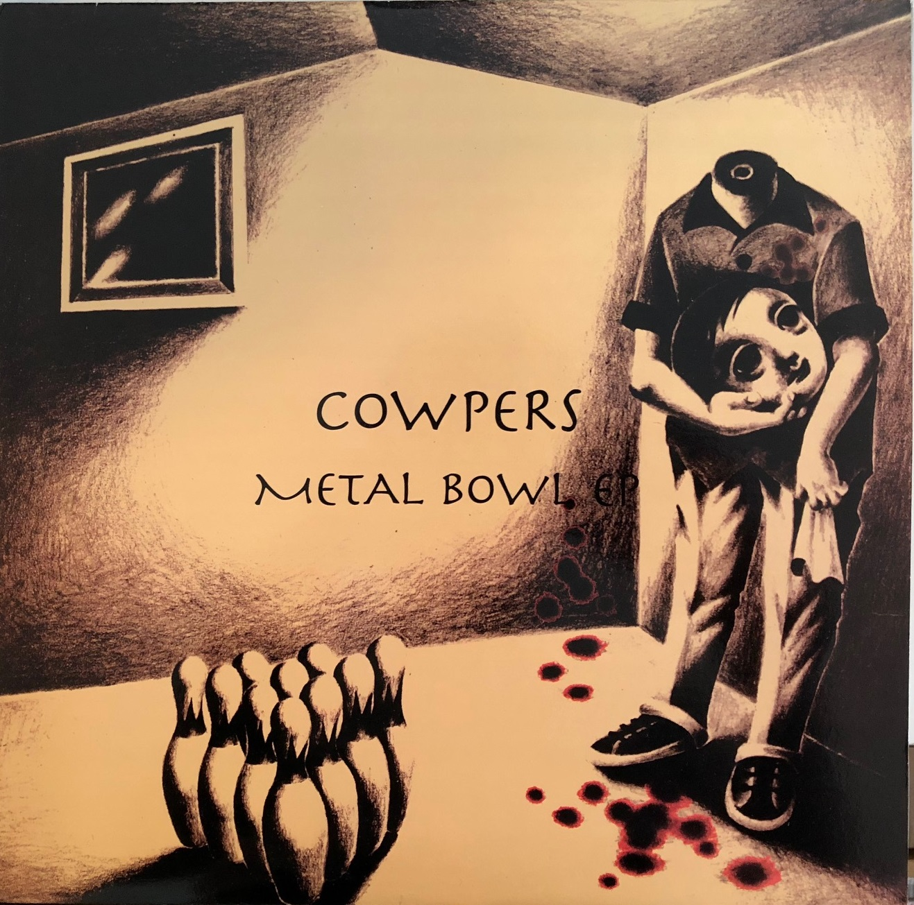 COWPERS / METAL BOWL EP