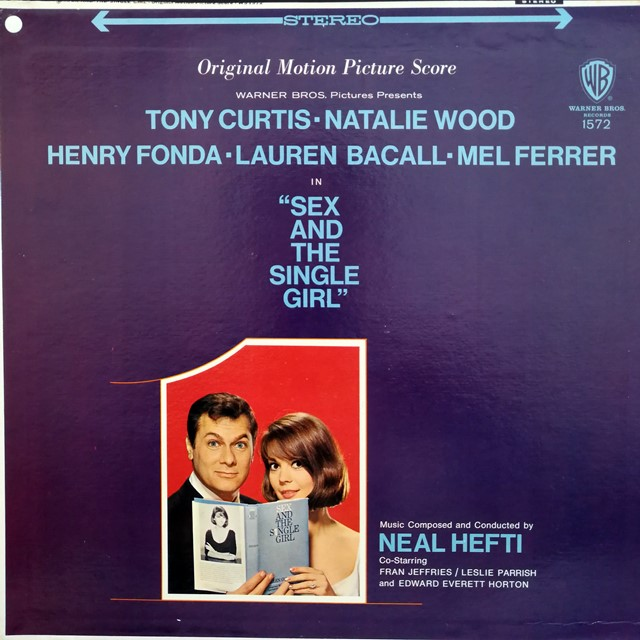 O.S.T. (NEAL HEFTI) ‎/ SEX AND THE SINGLE GIRL