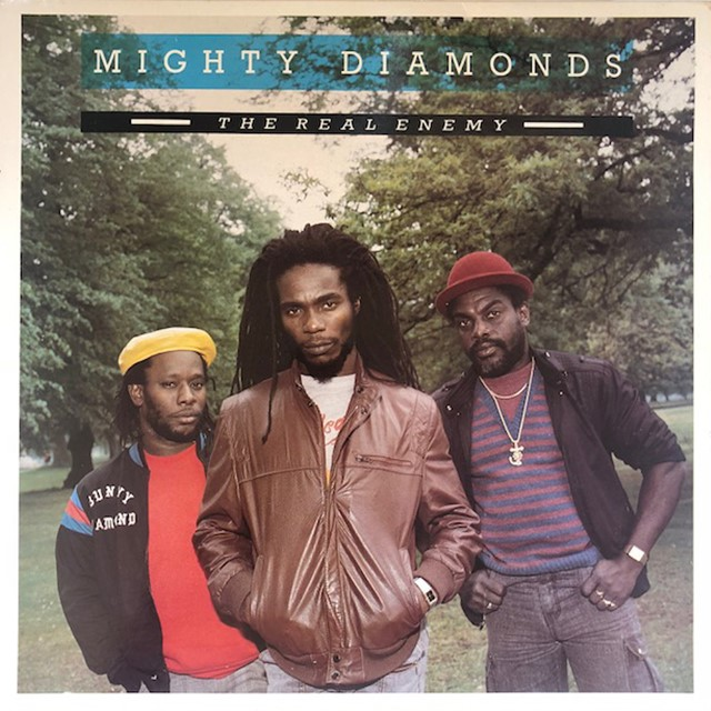 MIGHTY DIAMONDS / REAL ENEMY