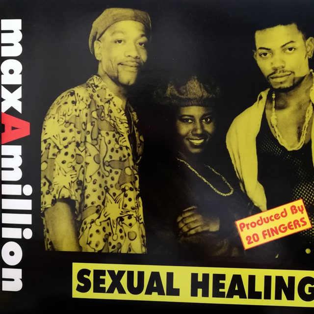 MAX-A-MILLION ‎/ SEXUAL HEALING