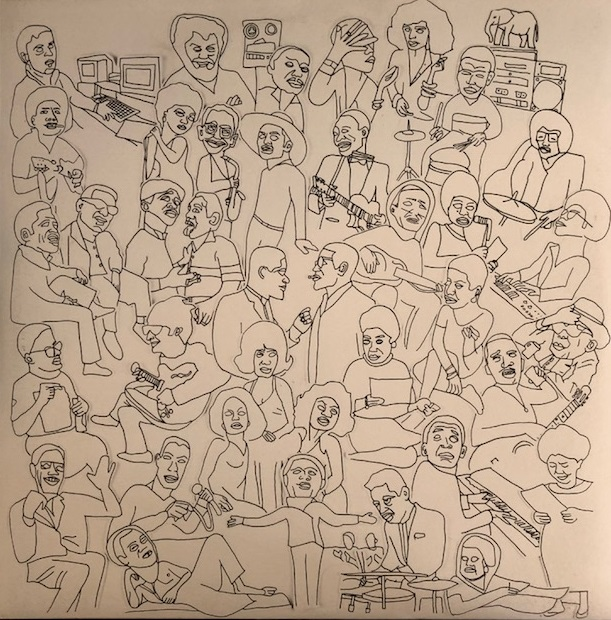 ROMARE / PROJECTIONS