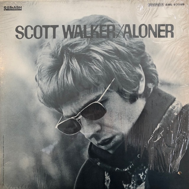 SCOTT WALKER / ALONER