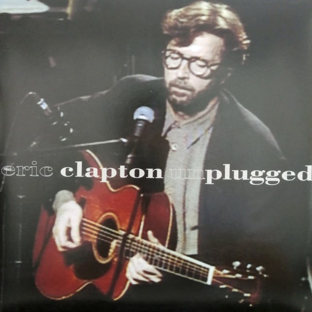 ERIC CLAPTON ‎/ UNPLUGGED