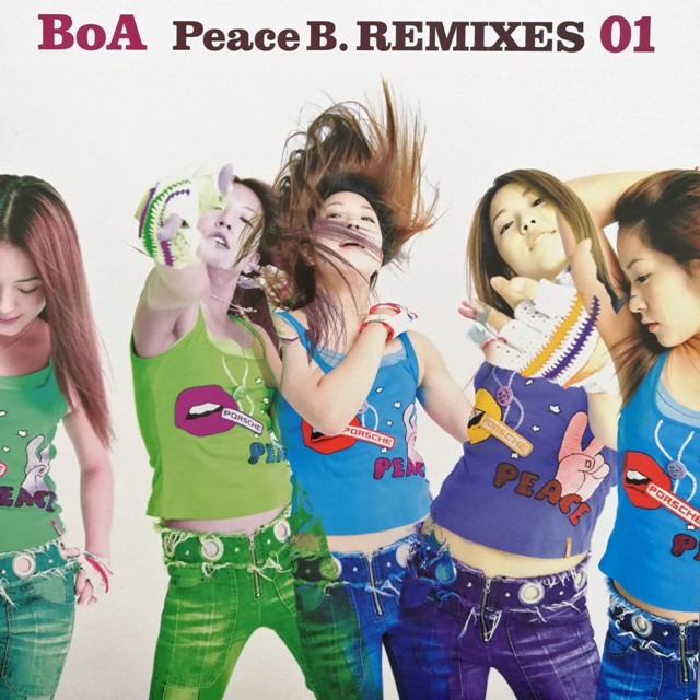 BOA ‎/ PEACE B. REMIXES 01
