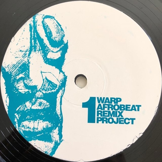SHOES / WARP AFROBEAT REMIX PROJECT