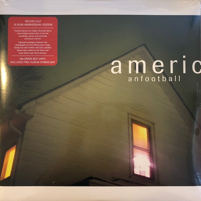 AMERICAN FOOTBALL / SAME (15 YEAR ANNIVERSARY EDITION)