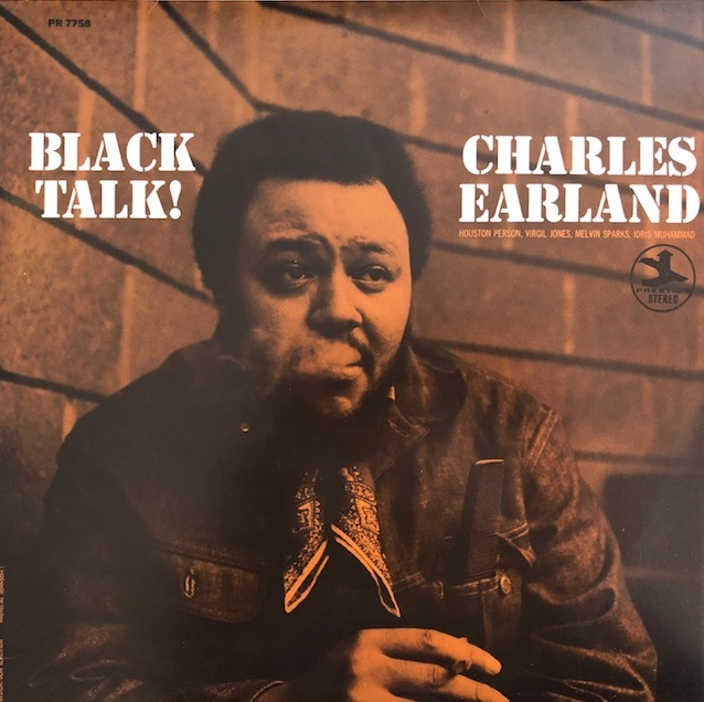 CHARLES EARLAND / BLACK TALK!