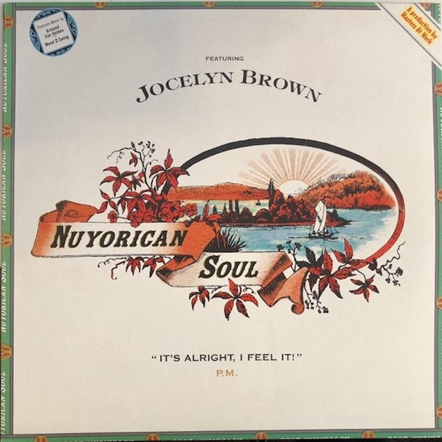 NUYORICAN SOUL JOCELYN BROWN / IT'S ALRIGHT I FEEL