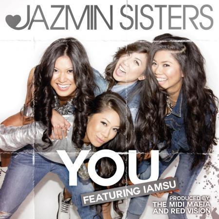 JAZMIN SISTERS / YOU (FEAT. IAMSU!)