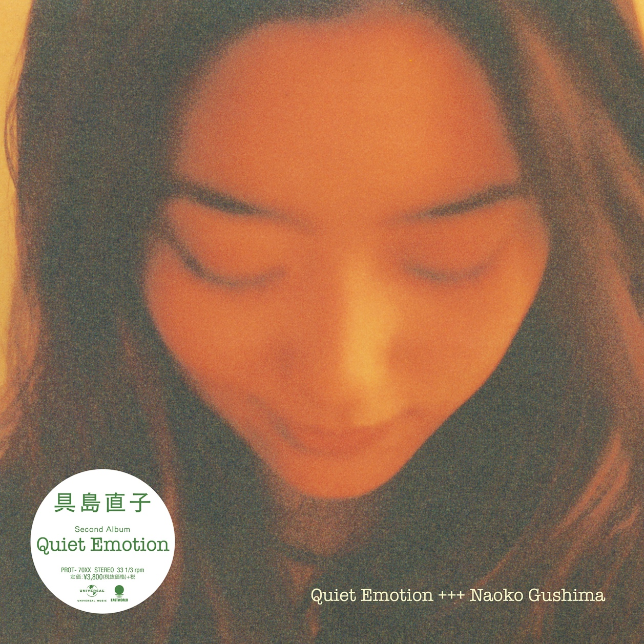 具島直子 / QUIET EMOTION