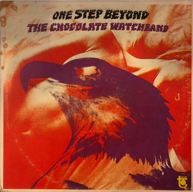 CHOCOLATE WATCH BAND / ONE STEP BEYOND