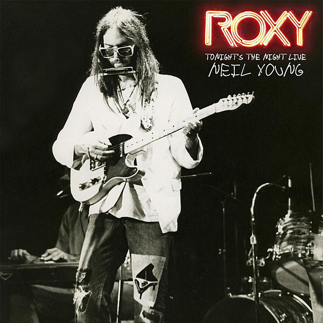 NEIL YOUNG / ROXY - TONIGHT'S THE NIGHT LIVE