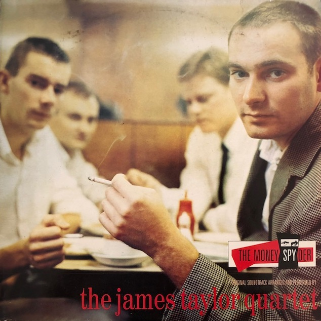 JAMES TAYLOR QUARTET / MONEY SPYDER