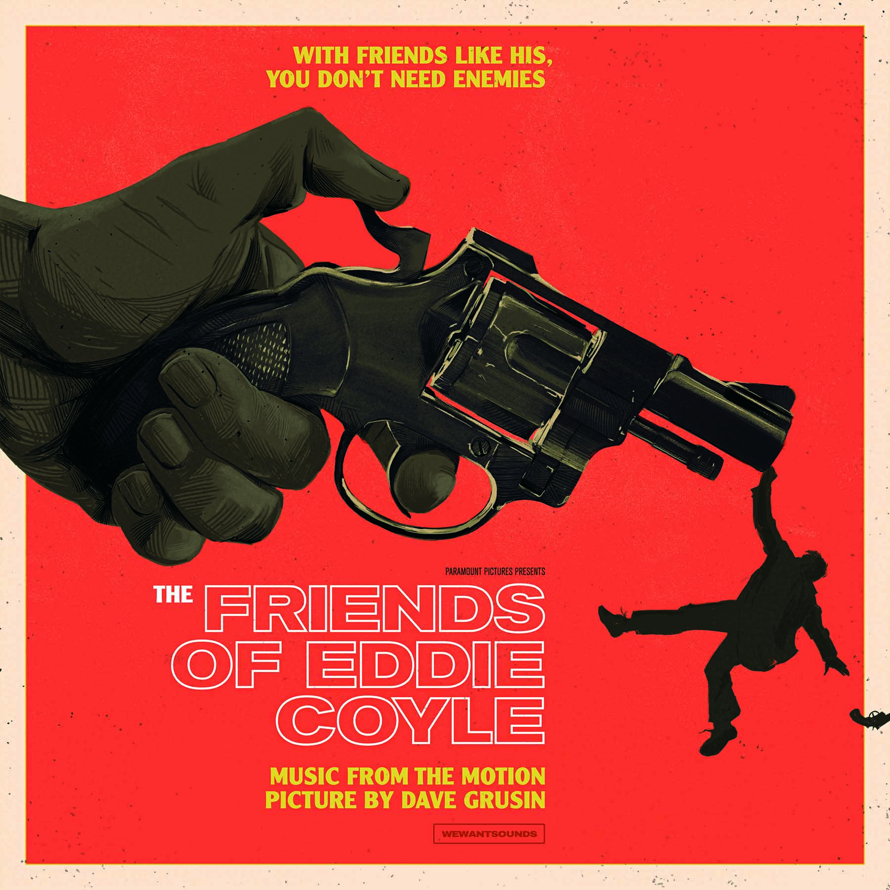 O.S.T. (DAVE GRUSIN) / FRIENDS OF EDDIE COYLE