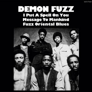 DEMON FUZZ / I PUT A SPELL ON YOU