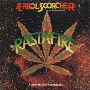 ERROL SCORCHER AND THE REVOLUTIONARIES ‎/ RASTA FIRE