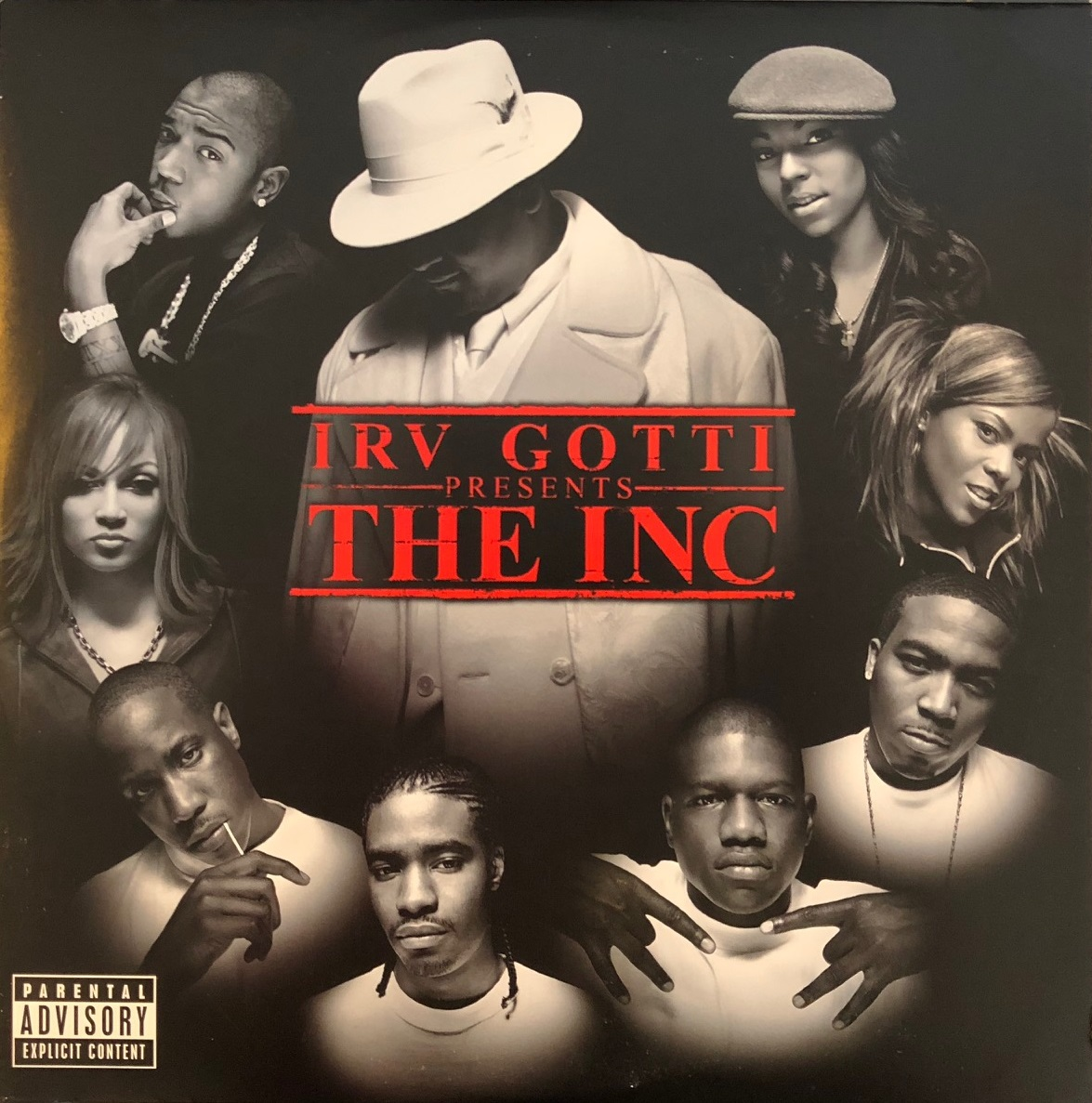 VARIOUS / IRV GOTTI PRESENTS THE INC.