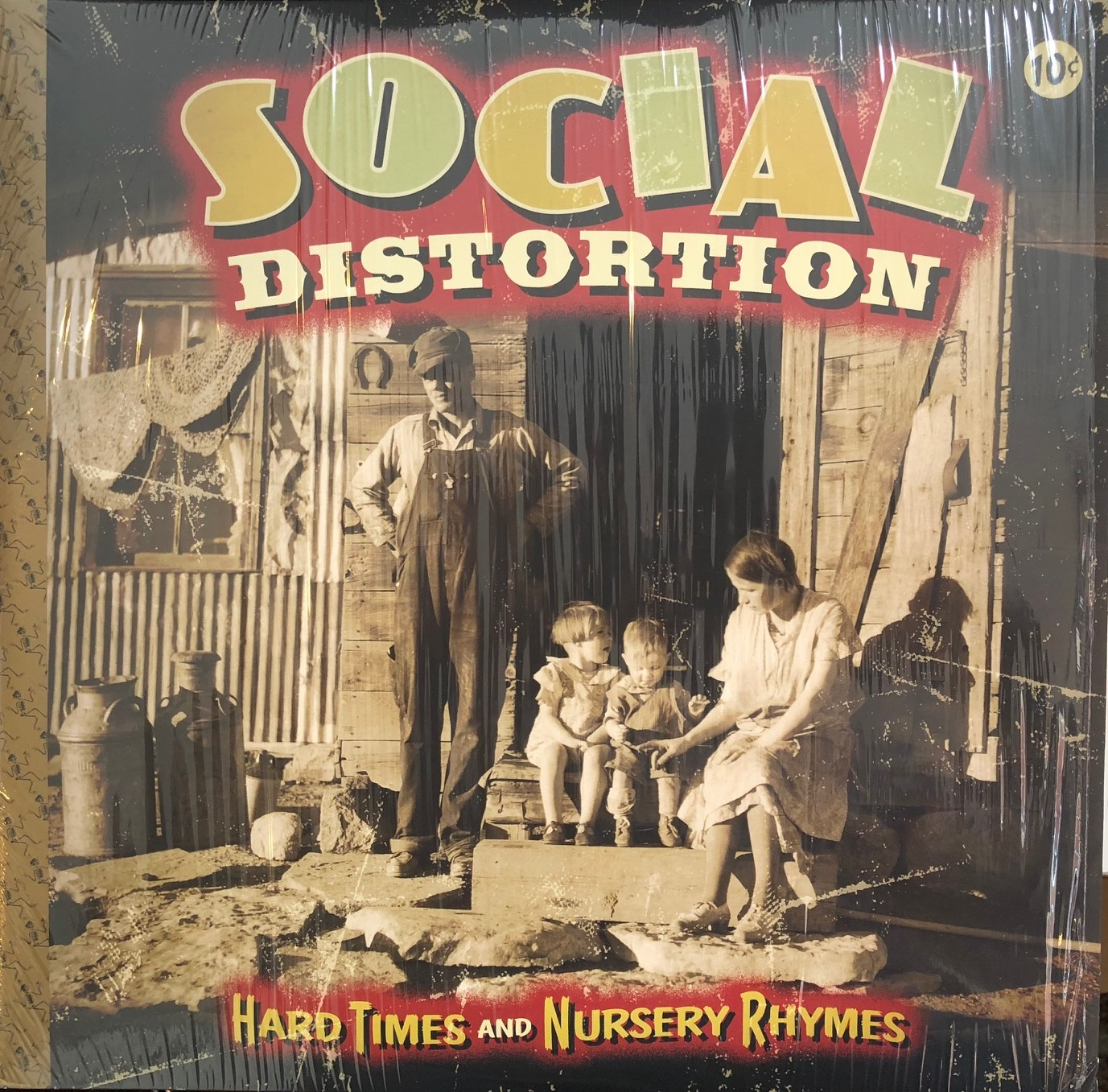 SOCIAL DISTORTION / HARD TIMES AND NURSERY RHYMES