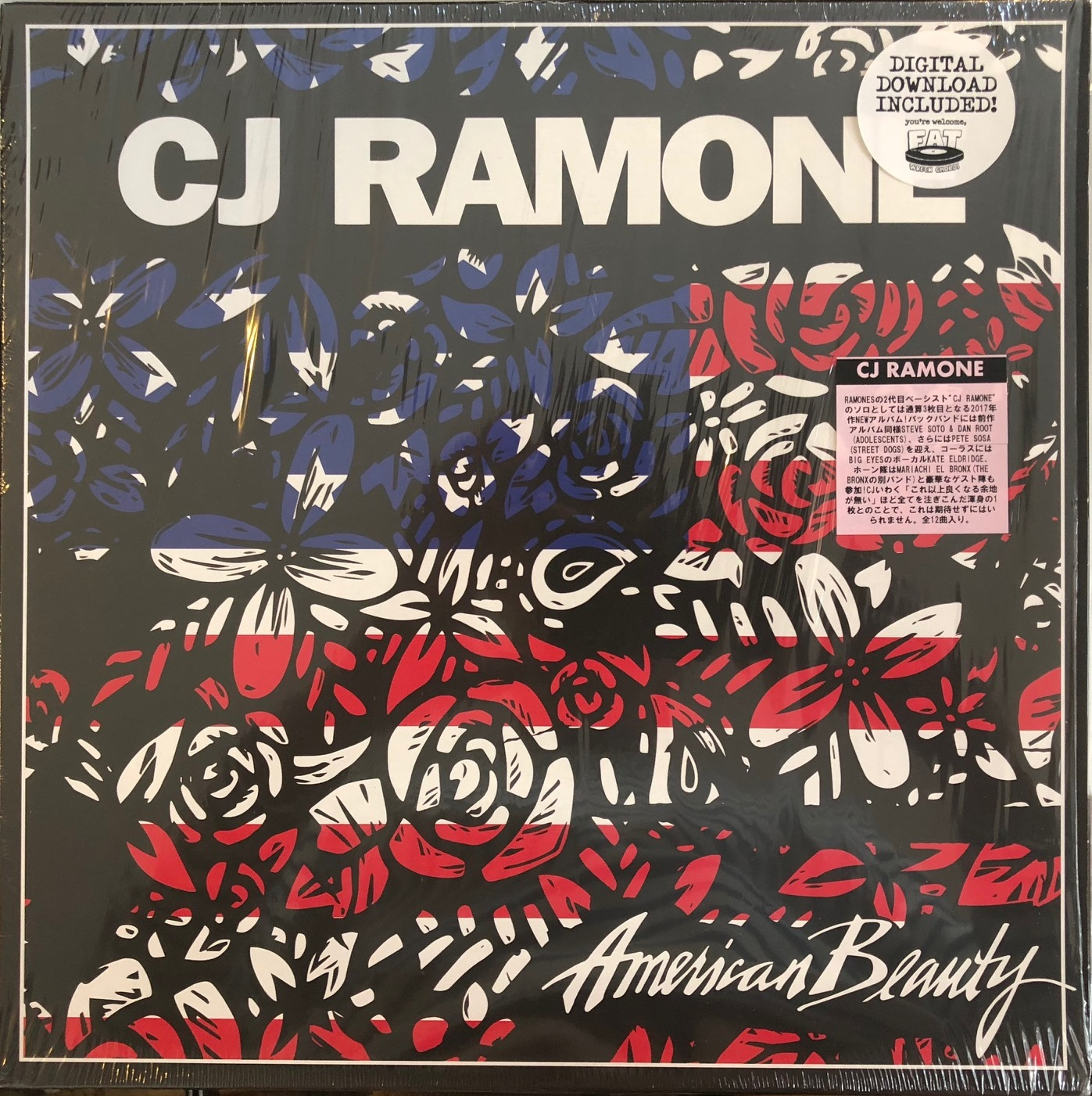 CJ RAMONE / AMERICAN BEAUTY