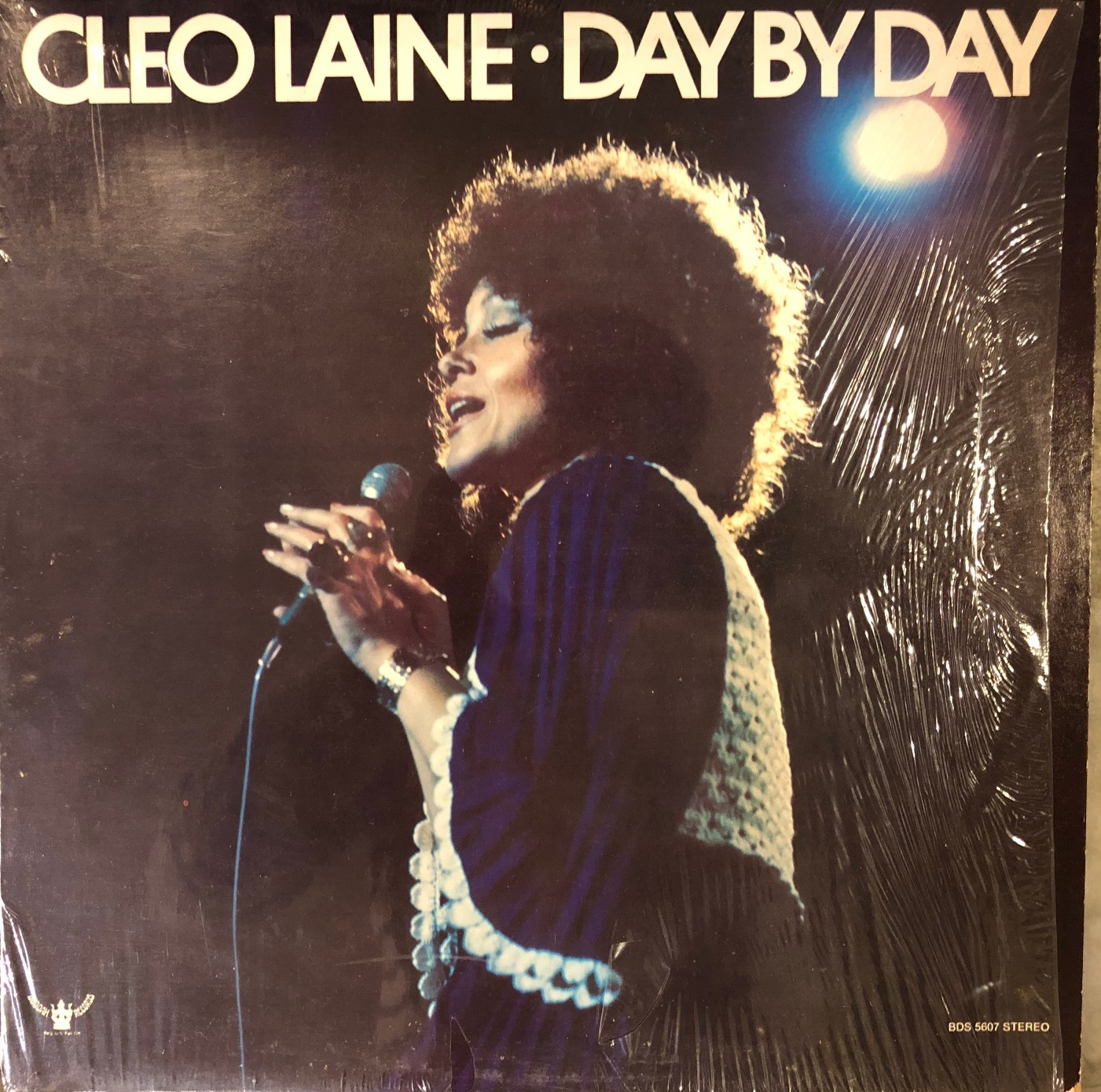 CLEO LAINE / DAY BY DAY