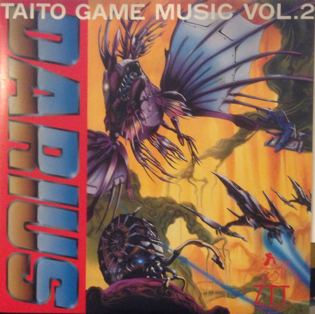 ZUNTATA / DARIUS (TAITO GAME MUSIC VOL. 2)