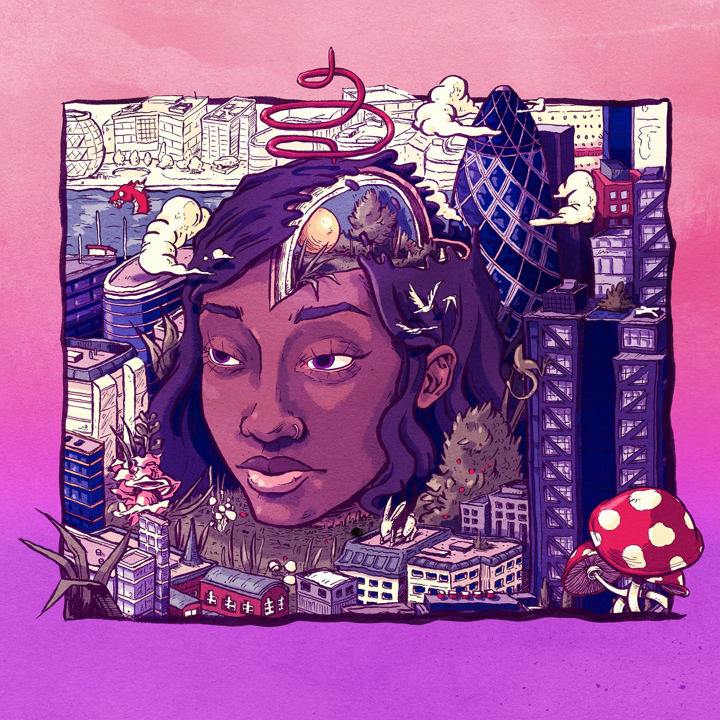 LITTLE SIMZ  /  STILLNESS IN WONDERLAND (DELUXE EDITION)