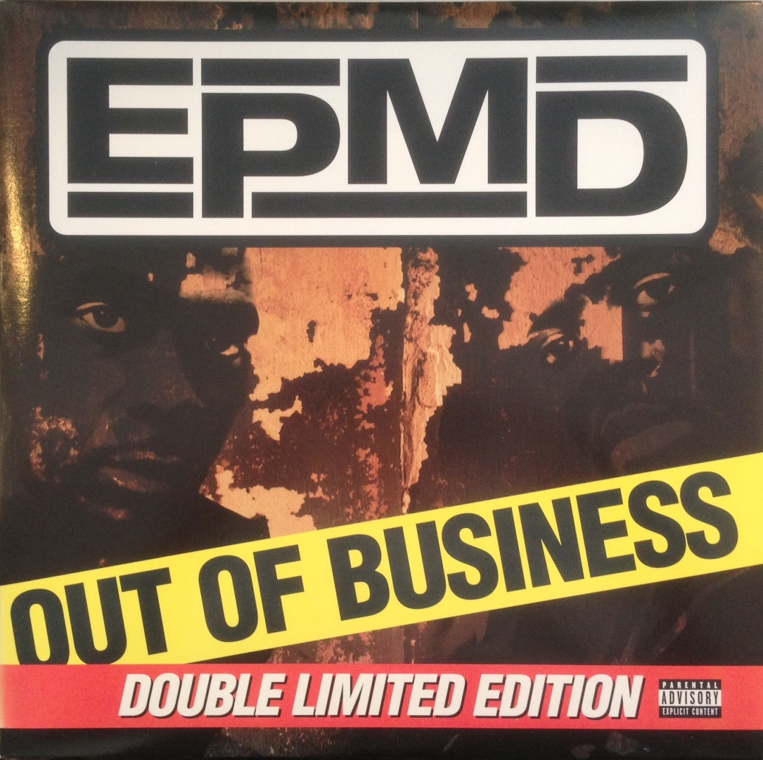 EPMD / OUT OF BUSINESS (DOUBLE LIMITED EDITION)