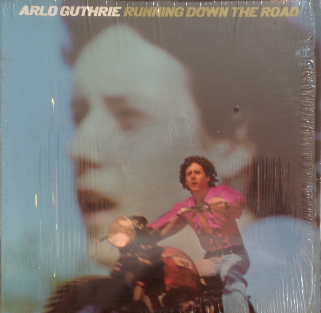 ARLO GUTHRIE / RUNNING DOWN THE ROAD