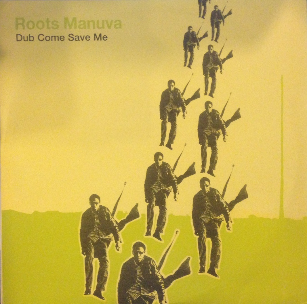 ROOTS MANUVA / DUB COME SAVE ME