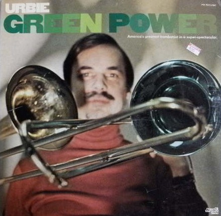 URBIE GREEN / GREEN POWER