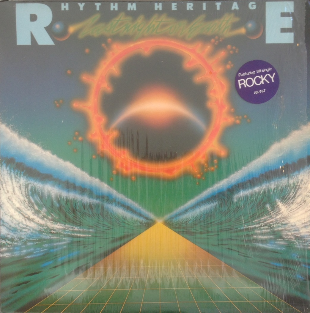 RHYTHM HERITAGE / LAST NIGHT ON EARTH