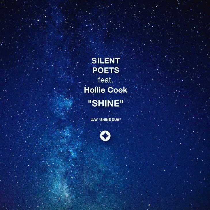 SILENT POETS feat HOLIE COOK / SHINE